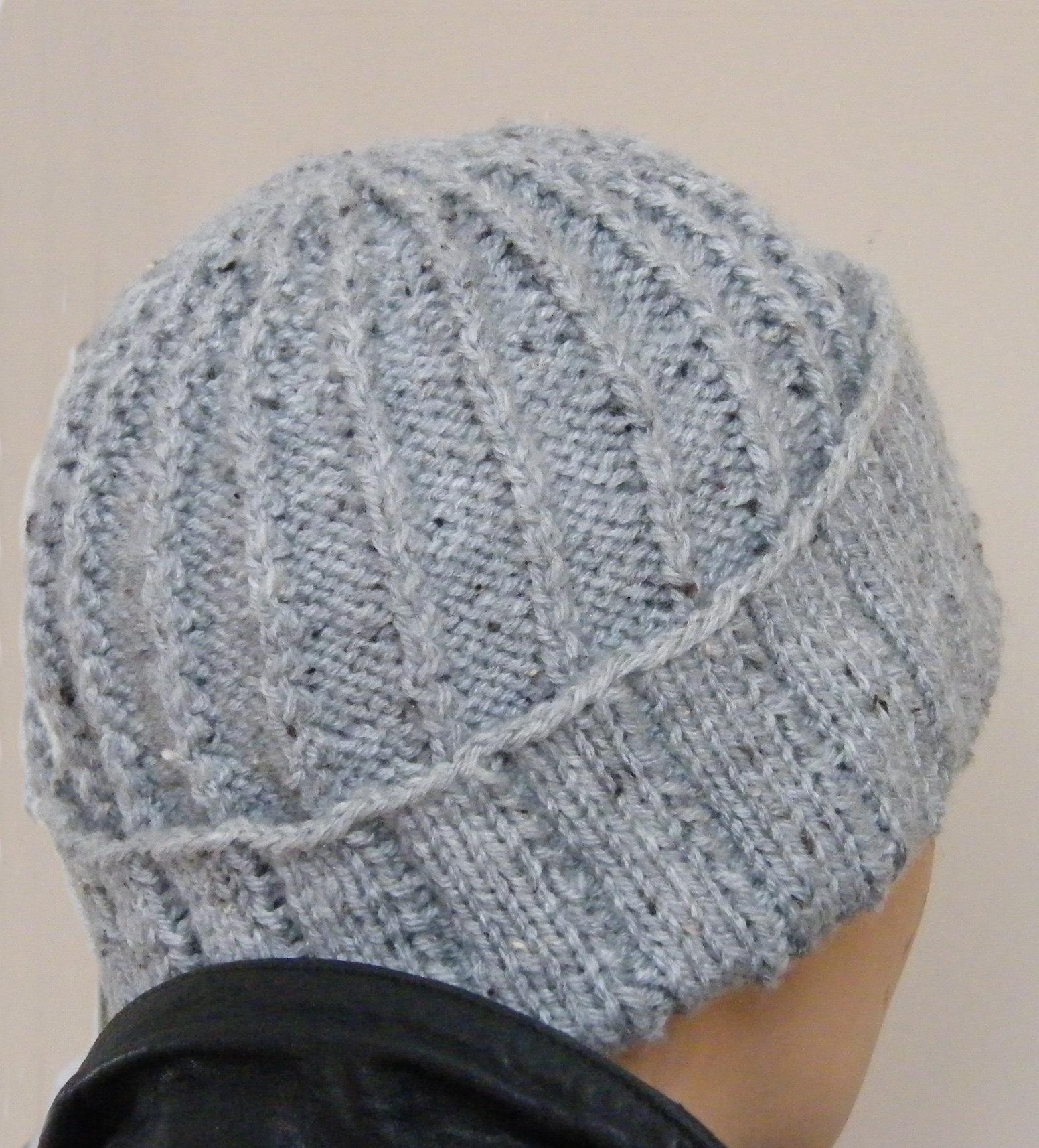 Knotted Rib Hat (Free Pattern) – Shifting Stitches